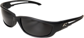 Edge Kazbek XL Safety Glasses ~ Smoke Lens