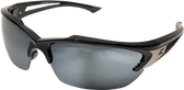 Edge Khor Safety Glasses ~ Silver Mirror Lens