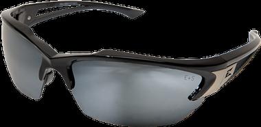 Edge Khor Safety Glasses ~ Silver Mirror Lens