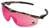 Crews Mossy Oak Series ~ Vermilion Lens