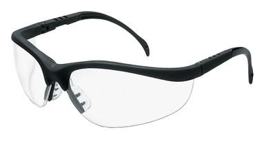 Crews Klondike Safety Glasses ~ Clear Lens
