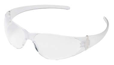 Crews Checkmate Safety Glasses ~ Fog Free Clear Lens