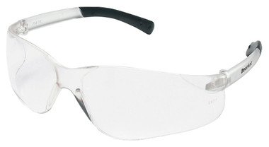 Crews Bearkat Safety Glasses ~ Clear Anti-Fog Lens
