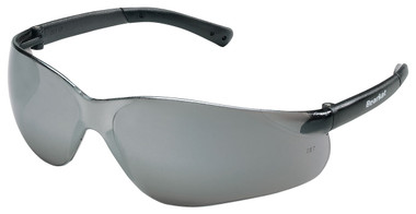 Crews Bearkat Safety Glasses ~ Silver Mirror Lens