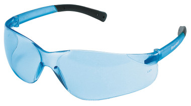 Crews Bearkat MINI SIZE ~ Safety Glasses with Light Blue Lens