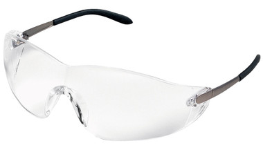 Crews Blackjack Safety Glasses ~ Clear Lens