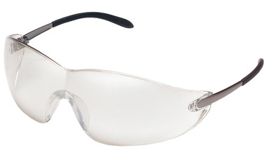 Crews Blackjack Safety Glasses ~ Indoor/Outdoor Lens