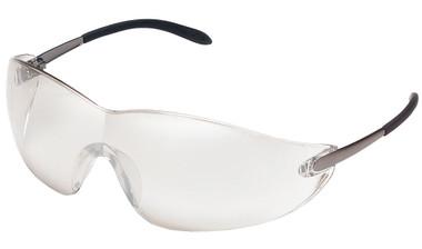 Crews Blackjack Safety Glasses ~ Indoor/Outdoor Lens