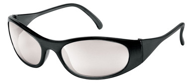 Frostbite Storm II Safety Glasses ~ Black Frame and Indoor Outdoor Lens