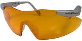 Smith and Wesson ~ Magnum Elite ~ Gray Frame/Orange Lens