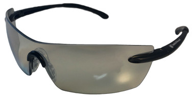 Smith and Wesson ~ Caliber Safety Glasses ~ Black Frame with Indoor-Outdoor Anti-Fog Lens