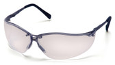 Pyramex Safety Glasses ~ V2 Metal ~ Clear Lens