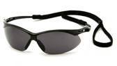Pyramex Wildfire Safety Glasses ~ Smoke Lens