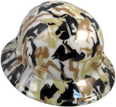 Hydro Dipped Hard Hats | Many Patterns | Tasco-Safety com