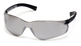 Pyramex Ztek Safety Glasses ~ Silver Mirror Lens