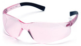 Pyramex ~ MINI Ztek Safety Glasses ~ Pink Lens