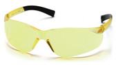 Pyramex ~ MINI Ztek Safety Glasses ~ Amber Lens