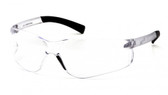 Pyramex Ztek Reader Safety Glasses ~ Clear Lens ~ 2.0 Magnification