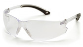 Pyramex ITEK Safety Glasses ~ Clear Lens