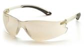 Pyramex ITEK Safety Glasses ~ Indoor/Outdoor Lens