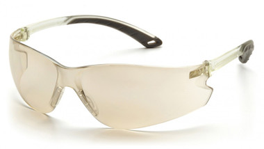 Pyramex ITEK Safety Glasses ~ Indoor/Outdoor Lens