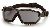 Pyramex V2G Goggles ~ Fog Free Smoke Lens