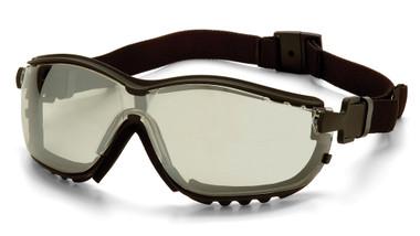 Pyramex V2G Goggles ~ Fog Free Indoor Outdoor Lens