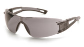 Pyramex Endeavor ~ Dielectric Safety Glasses ~ Smoke Lens