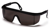 Pyramex Integra Safety Glasses ~ Smoke Lens