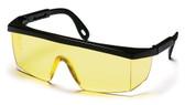 Pyramex Integra Safety Glasses ~ Amber Lens