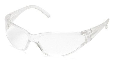 Pyramex Fastrac Safety Glasses ~ Clear Lens