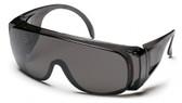 Pyramex Solo Safety Glasses ~ Smoke Lens