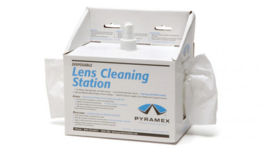 Pyramex Disposable ~ Cleaning Station