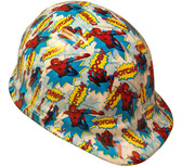 Spider Man Hydro Dipped Hard Hats Cap Style