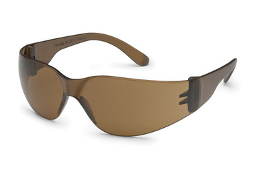 Gateway Starlite Safety Glasses ~ Mocha (Brown) Lens