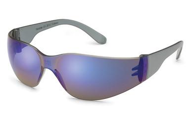 Gateway Starlite Safety Glasses ~ Blue Mirror Lens
