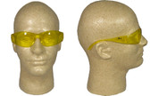ERB Boas Wraparounds ~ Safety Glasses ~ Amber Lens