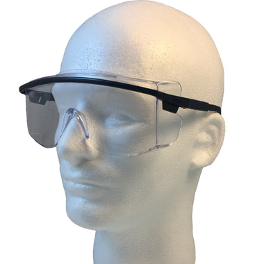 UVEX Astro OTG ~ Safety Glasses ~ Clear Lens