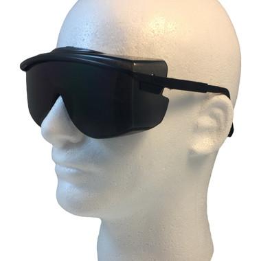 UVEX Astro OTG ~ Safety Glasses ~ Smoke Lens