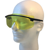 UVEX Astro OTG ~ Safety Glasses ~ Amber Lens