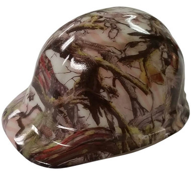 American Camo GLOW IN THE DARKCap Style Hard Hat pic 1