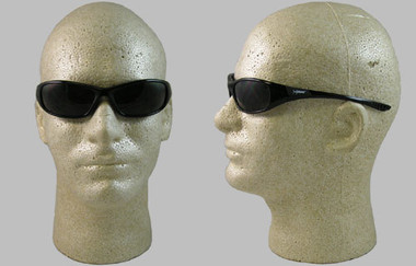 Jackson Hellraiser Safety Glasses ~ Smoke Mirror Lens