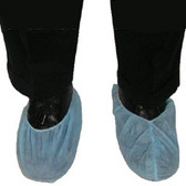 Polypropylene Blue Shoe Covers (10 SAMPLE PACK)  pic 2