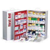 4 Shelf Industrial Station ~ 1059 Piece, Metal Cabinet with 20 Pocket Vinyl Liner