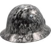 Reaper Skulls Hydro Dipped Full Brim Hard Hats pic 1