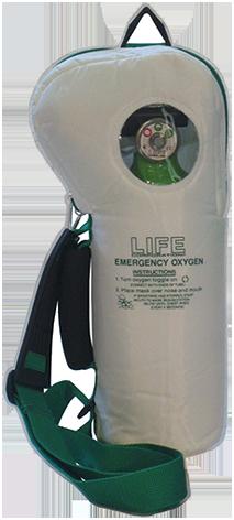 Life® O2 Softpac Emergency Oxygen Unit