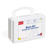 Burn Kit - 10 Unit Plastic Case