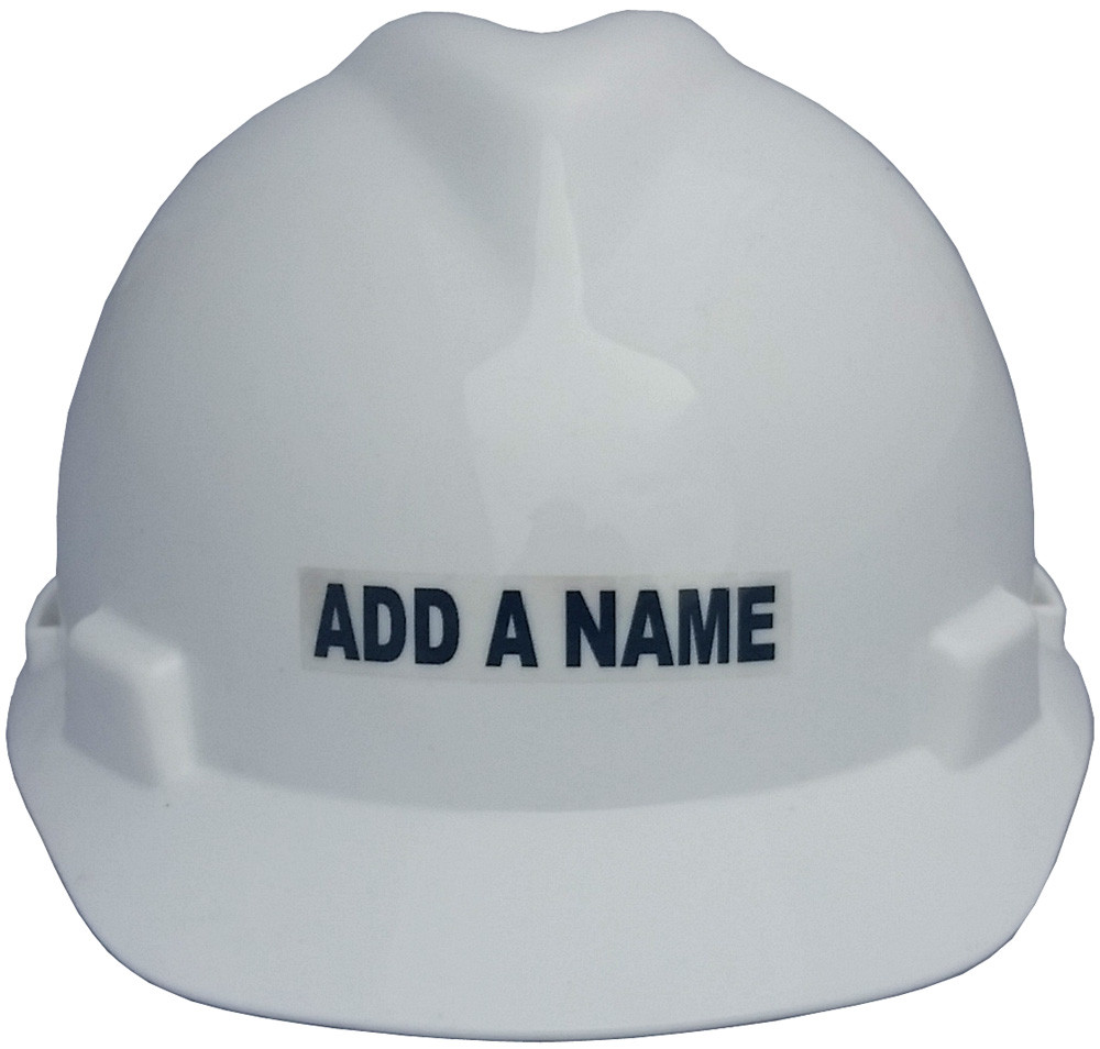 Custom names for hard hats and more loading zoom custom names for hard hats and more add a name decal