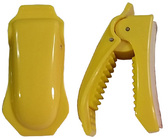 EYEWEAR Clips for Hard Hats Yellow Color pic 1