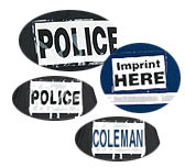 Incident Command Vests Insert Cards